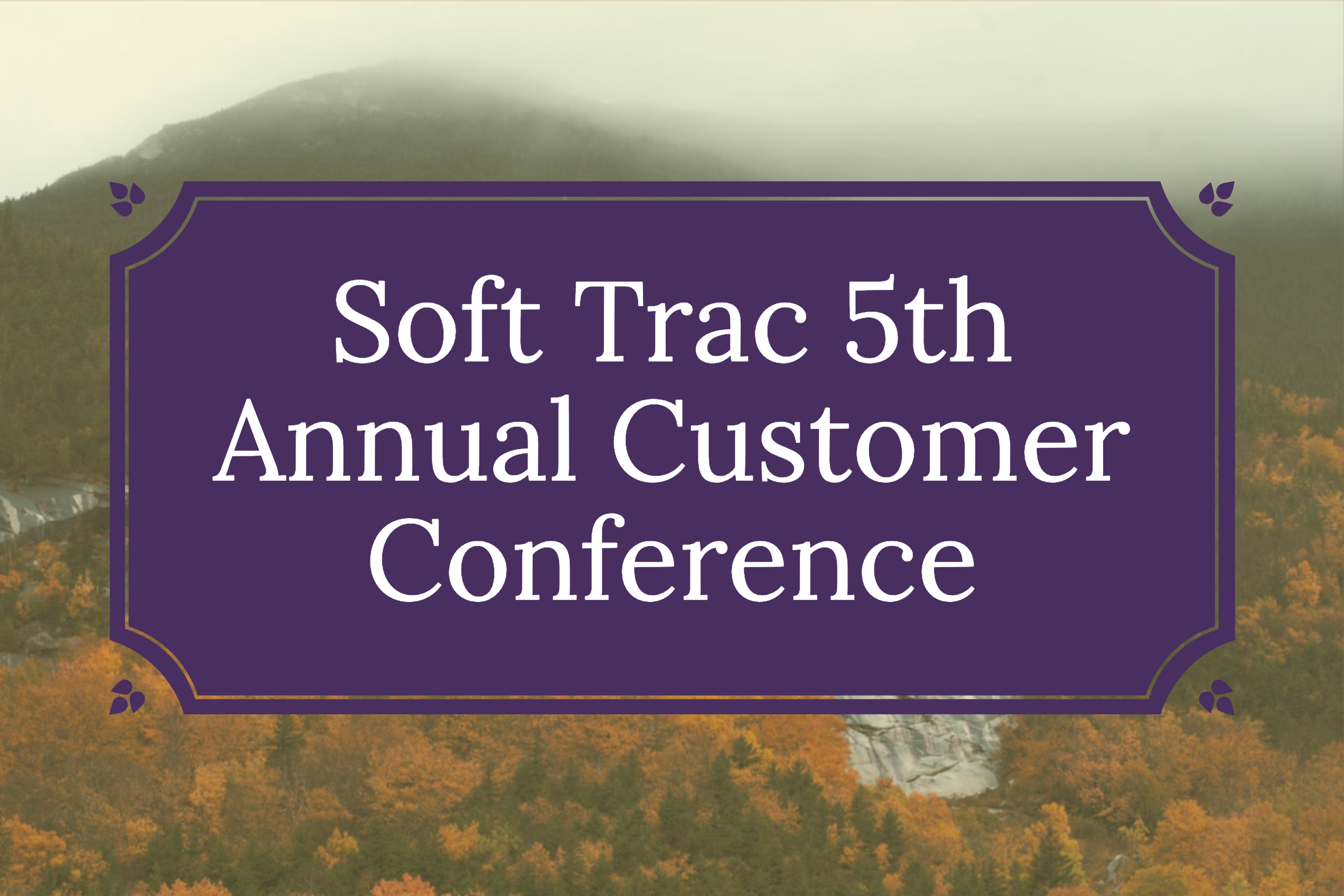 5th Annual Customer Conference
