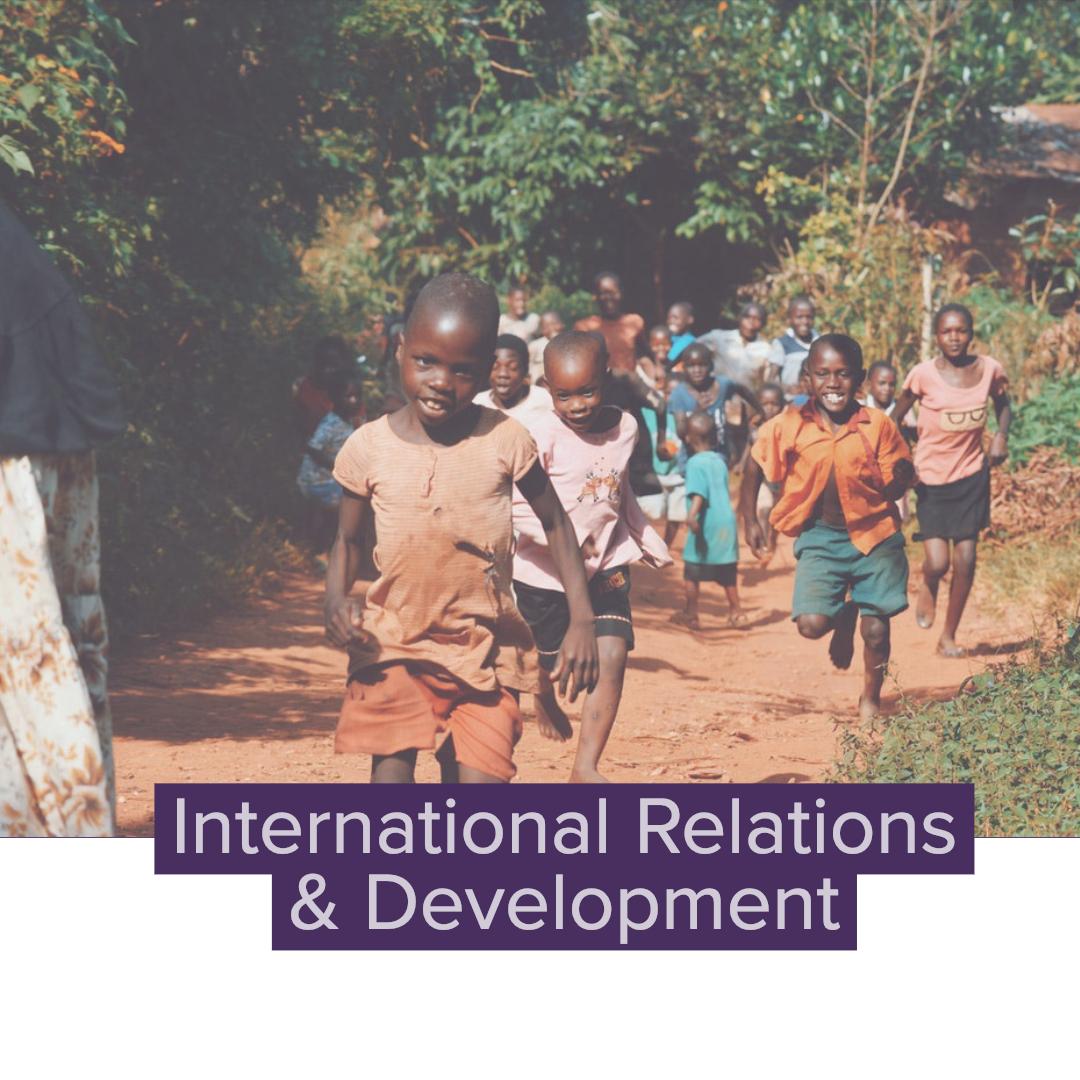 International Relations & Development