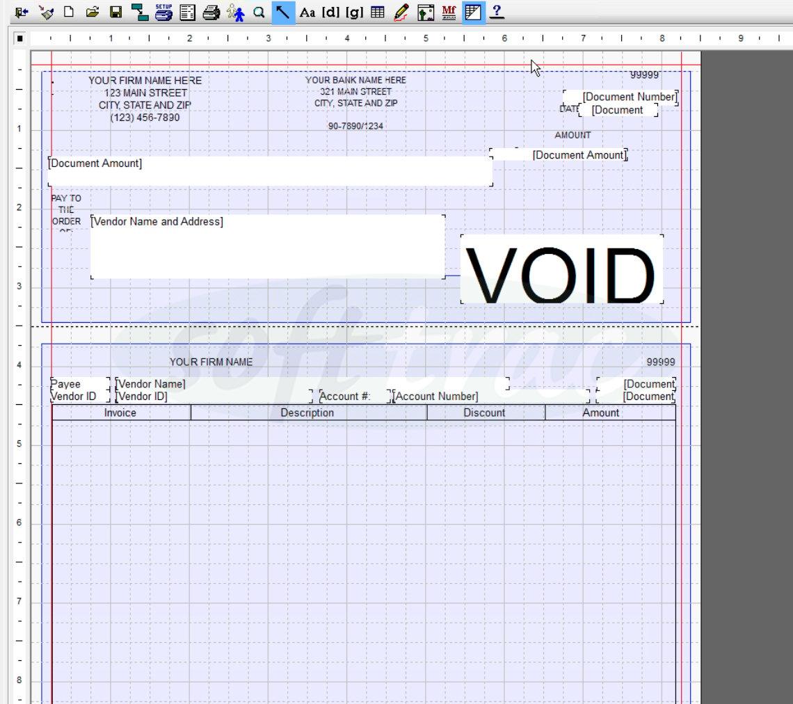 Forms Designer WM