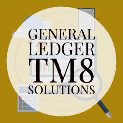General Ledger TM8 Solution