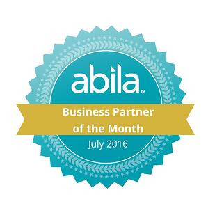Abila Business Partner of the Month