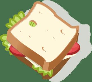 Fergy Sandwich & Serendipity
