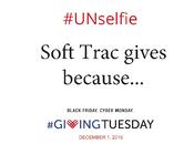 #UNselfie Why We Give